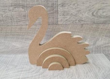 Swan Stacker