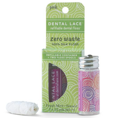 Floss Container + Refill