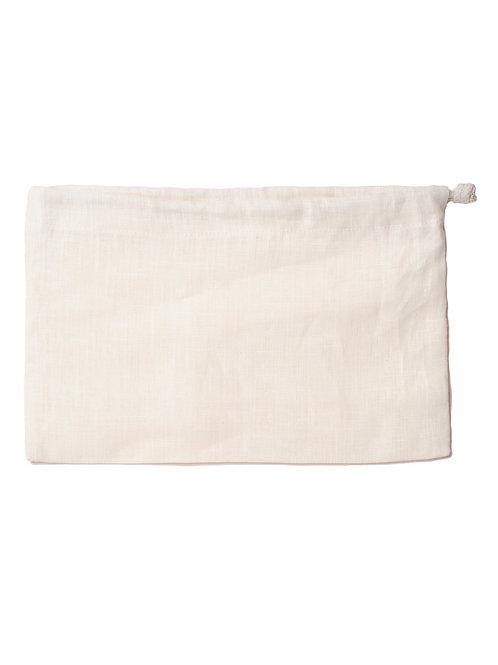 Hemp Linen Produce Bag - Medium