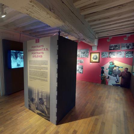 Munae - Musée Nationale de l'Education