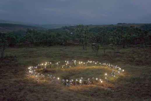 Rune Guneriussen, Circle of reception, 2011