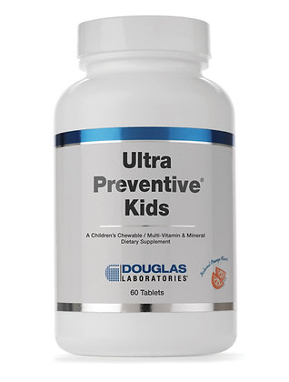 Douglas Laboratories: Ultra Preventative Kids