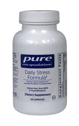 Pure Encapsulations: Daily Stress Formula