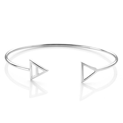 WHITE WATER AND AIR BRACELET