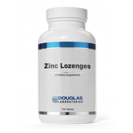 Douglas Laboratories: Zinc Lozenges