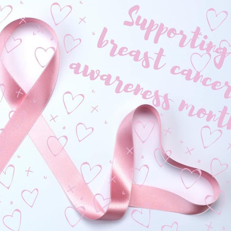 Sent With Love - Supporting Breast Cancer Awareness Month - Dalilah Khodadin