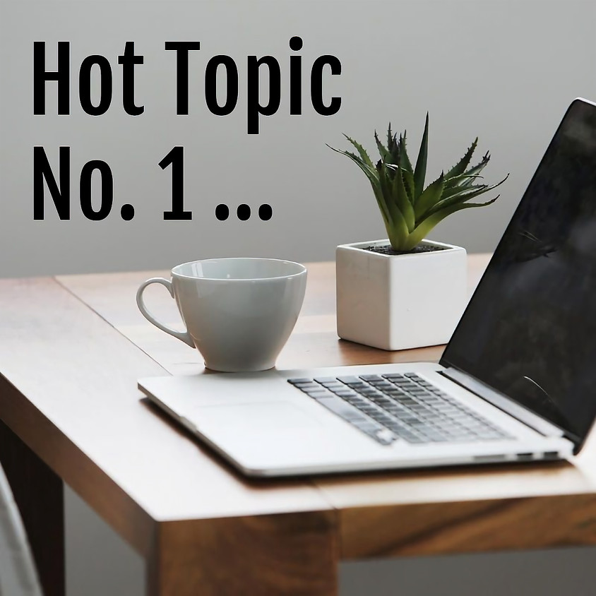 Hot Topic No.1 - For Women over 40