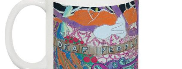 Veditz's Dream Tree mug