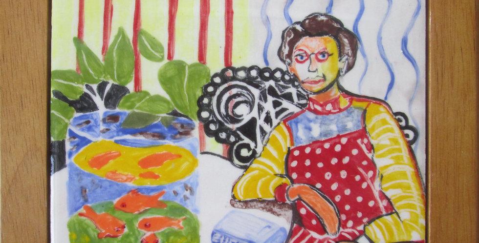 "2-26-14 ""Agatha Tiegel Hanson (1873 – 1959)"""