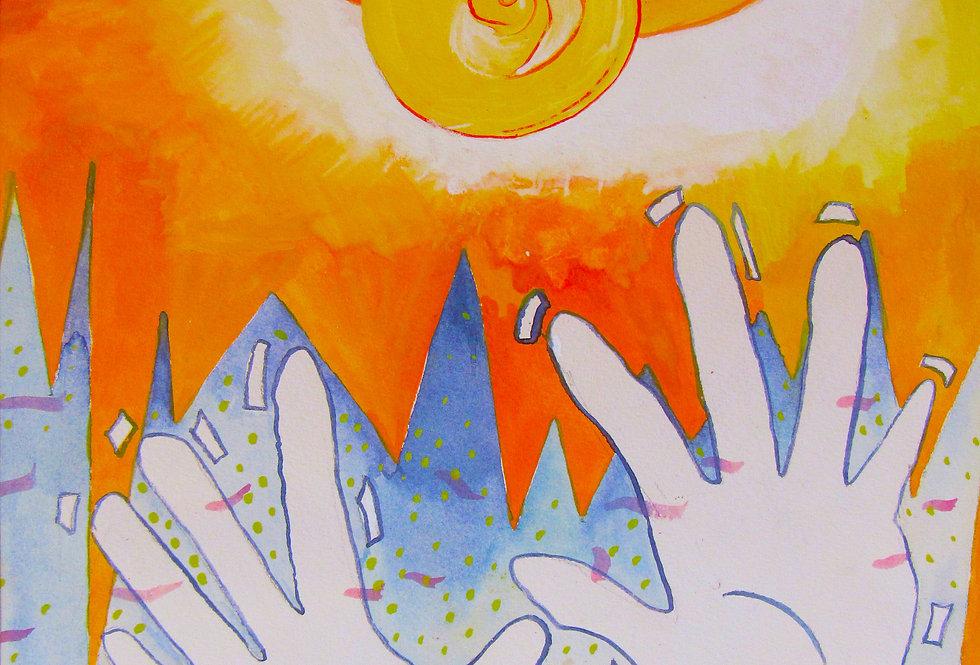 Let ASL Shine poster