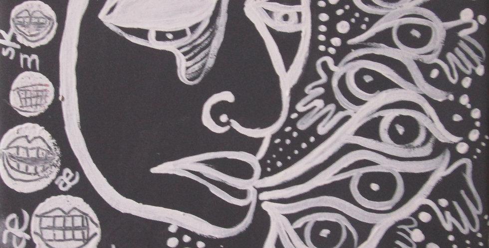 Speech Therapist's Mask of Benevolence