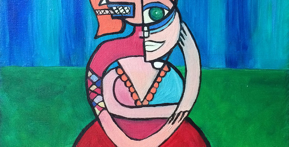 Mother and Child no.2