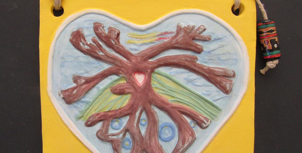 HandsTree Heart 65