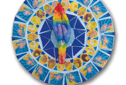 Rainbow Tree of Life Poster