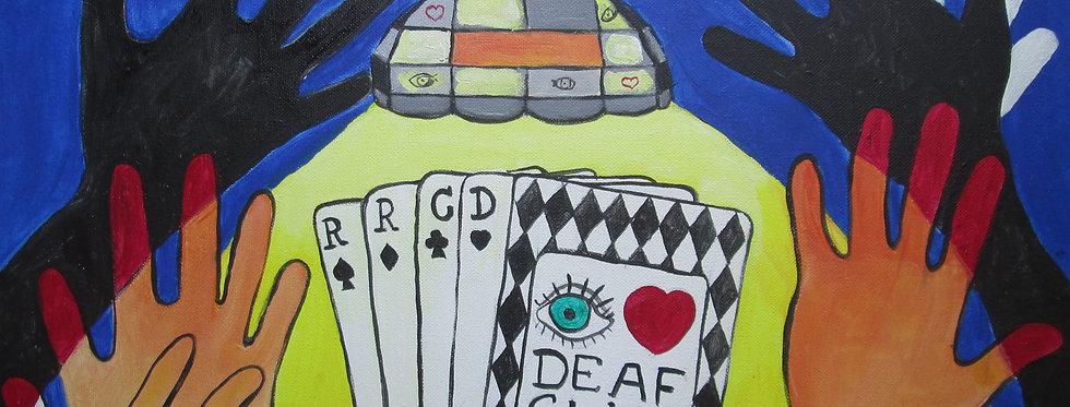 I love Deaf Club