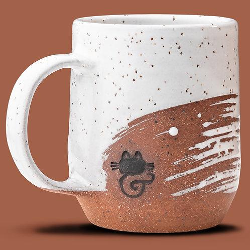 Handcrafted Sip & Purr Mugs