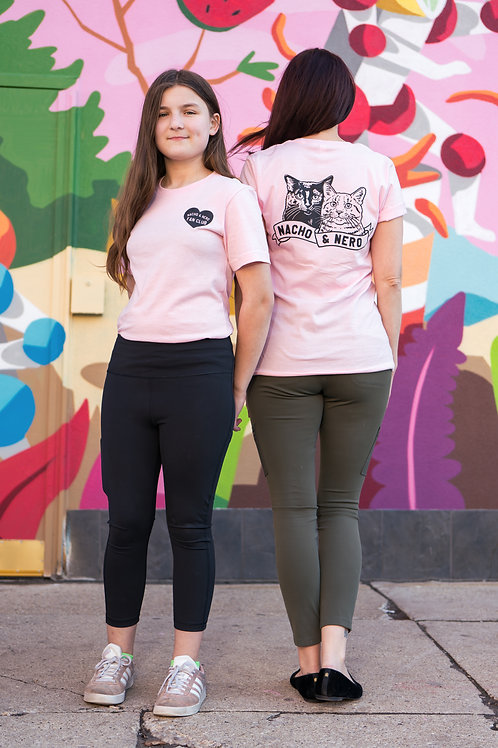 Nacho & Nero Fan Club T-Shirt