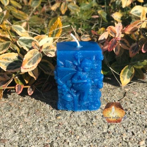 Fairy Pillar Candle