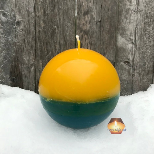 Layered Large Sphere