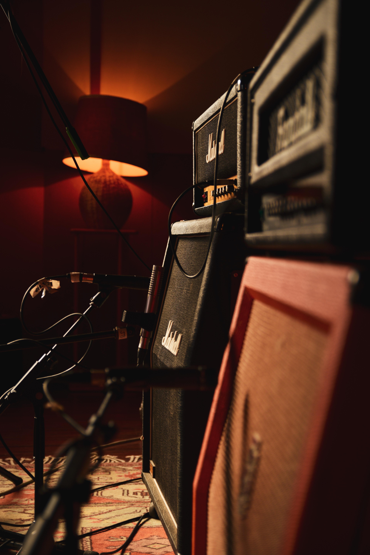 Réamps Studio A