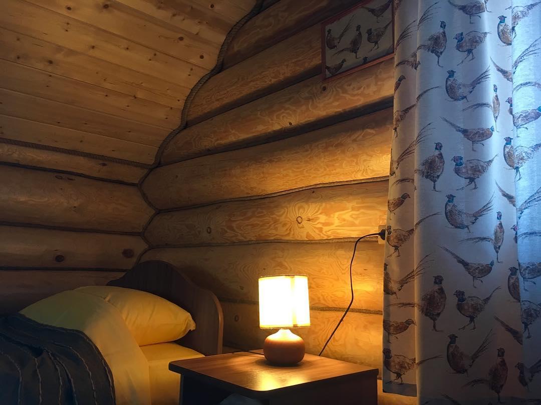 Домик спальня