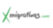 XMIGRATIONS.com logo verde-gris.png