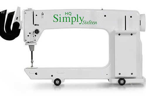 HQ Simply Sixteen Longarm Quilting Machine