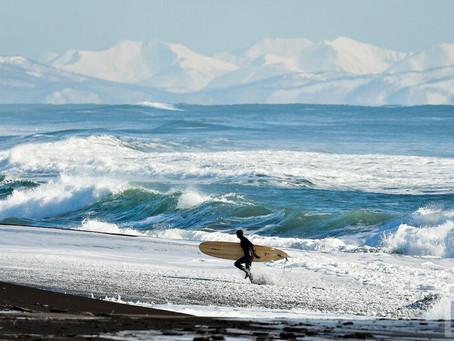 Сёрфинг в России: миф или реальность?/ Le surf en Russie : mythe ou réalité ?