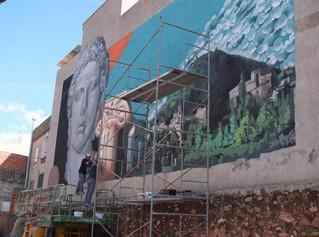 El arte urbano llega a la Vilavella