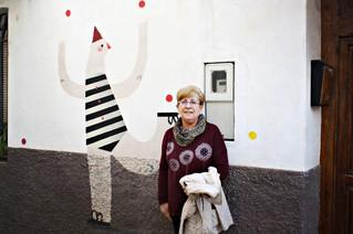 Fanzara, una aldea de Castellón convertida en el sueño de Banksy
