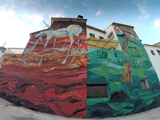 5 towns saved by street art