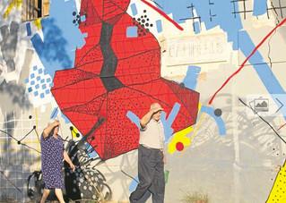 El primer museo a la intemperie cuyas obras se exponen todo el año se encuentra en Fanzara