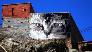 Fanzara, pueblo español invadido de coloridos murales