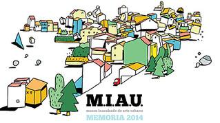 MIAU – Museo Inacabado de Arte Urbano en Fanzara. Castellón