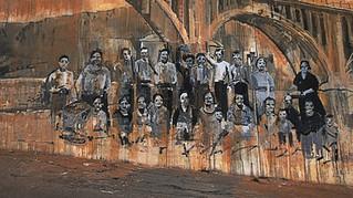 Un pueblo de Castellón se convierte en la capital mundial del graffiti