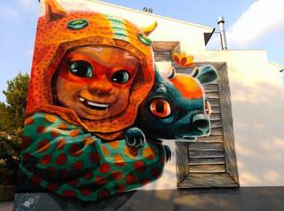Fanzara, Castellón: el pueblo de culto donde le gustaría vivir a Banksy