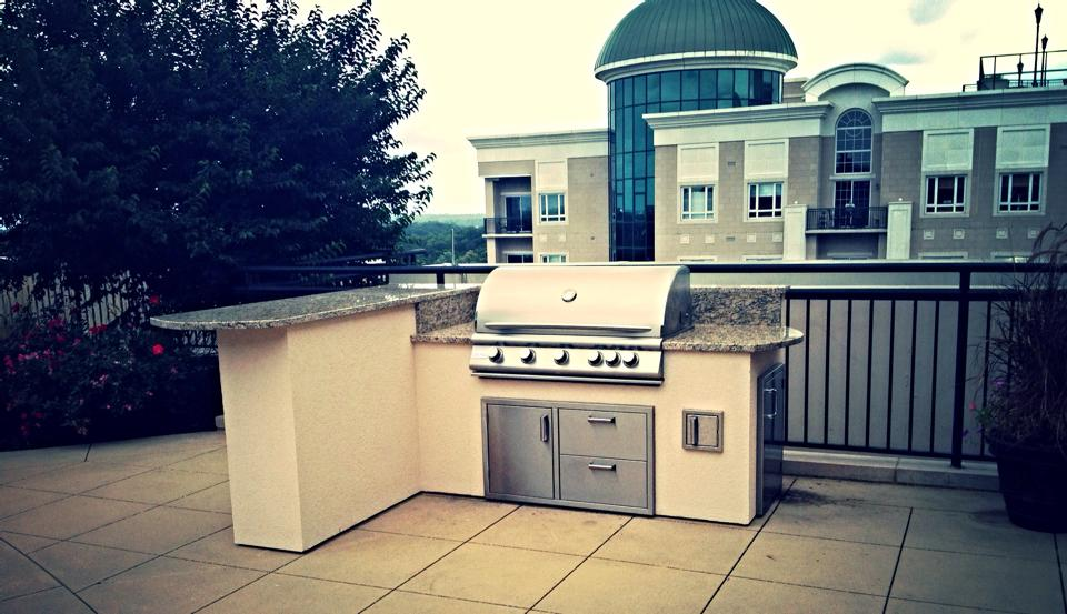 Annapolis Outdoor Kitchen