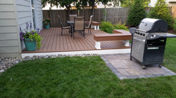 Arnold Composite Deck and Patio