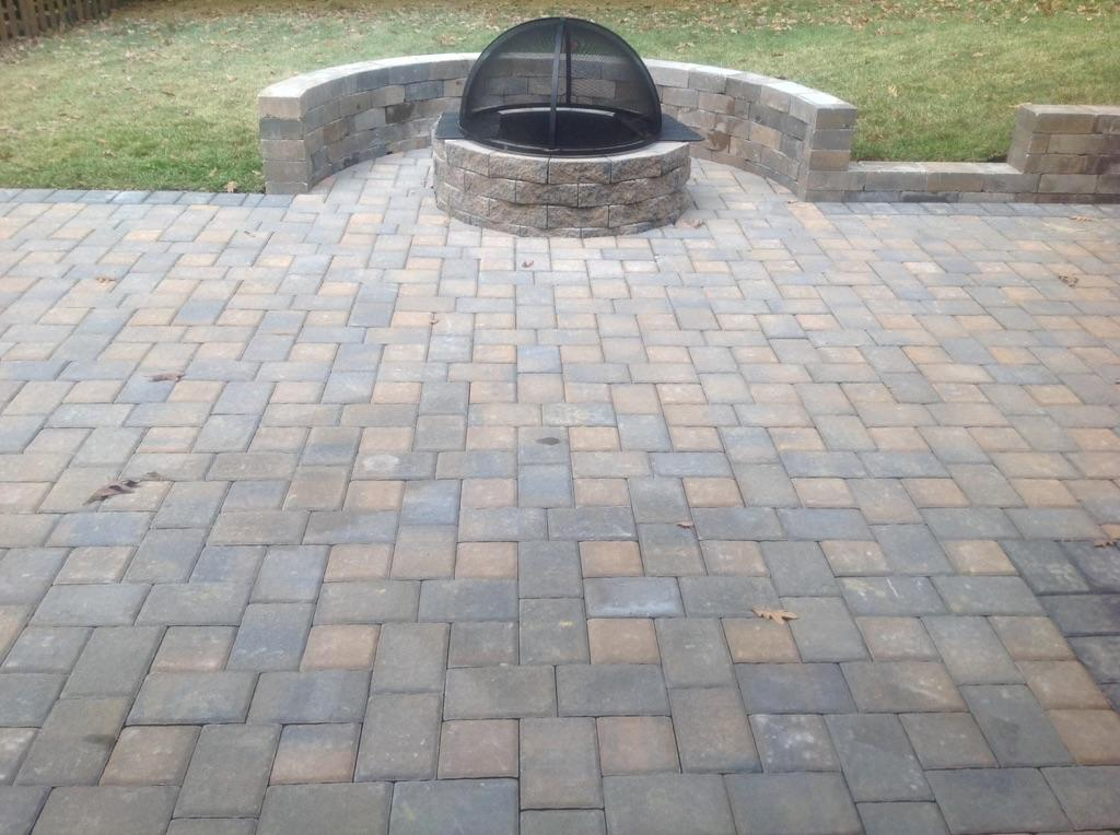 Arnold Patio Install