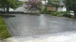 Annapolis Paver Driveway Install