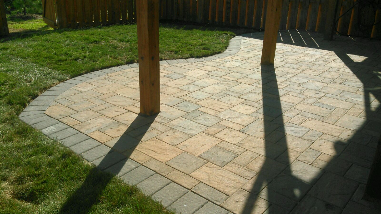 Arnold Paver Patio