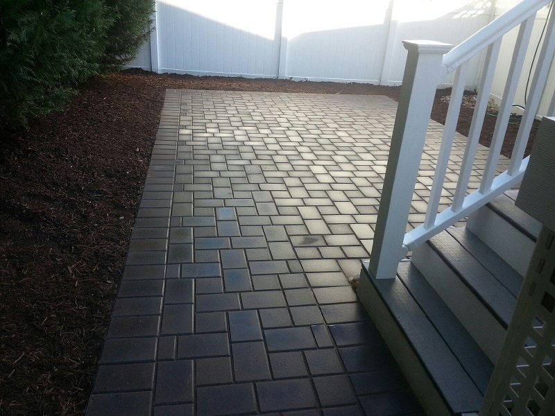Paver Patio Crofton Md