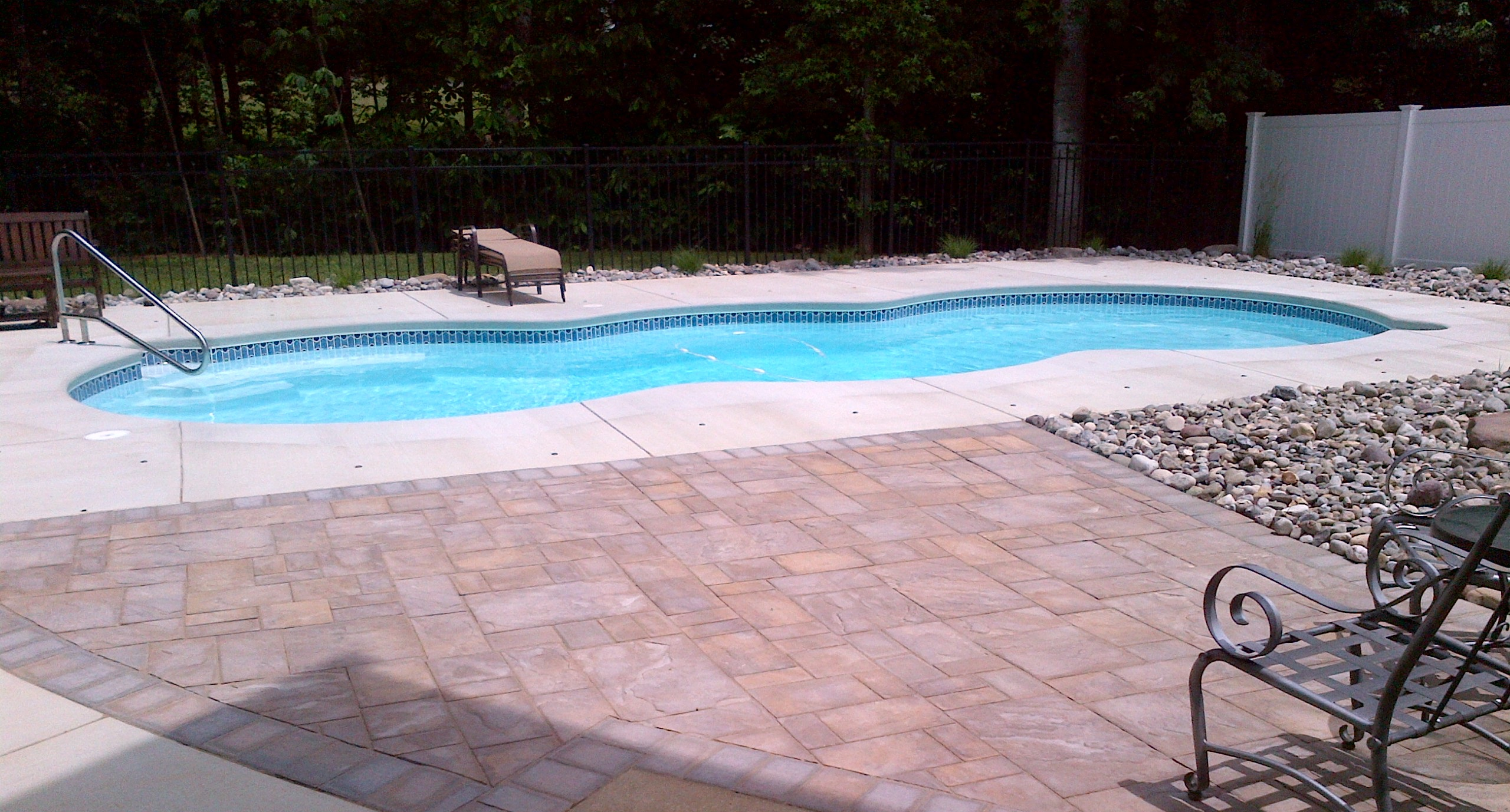 Pool & Patio - Calvert
