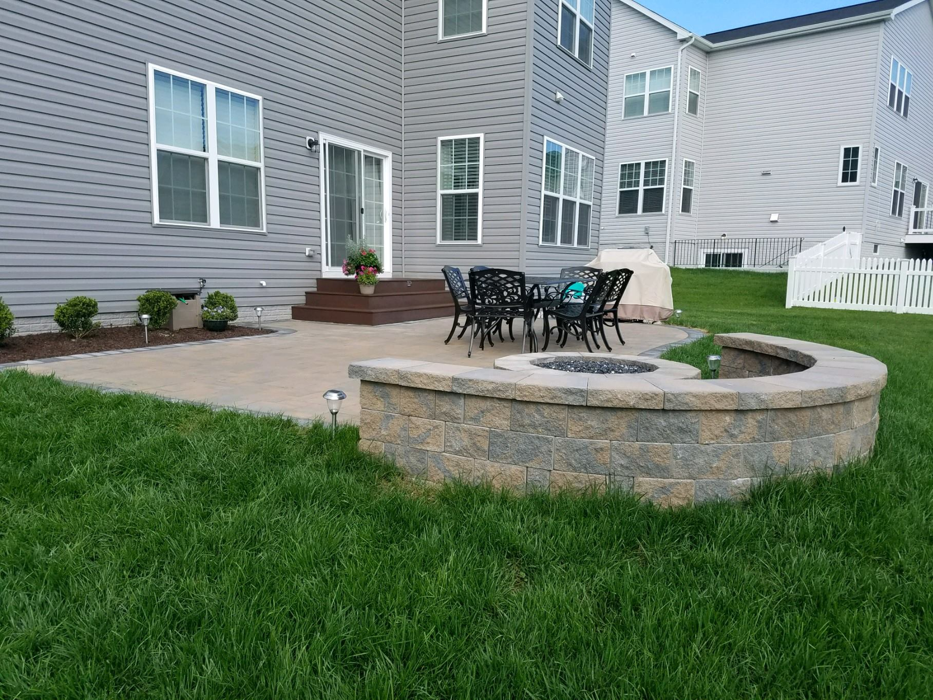 Gambrills, MD Patio Install
