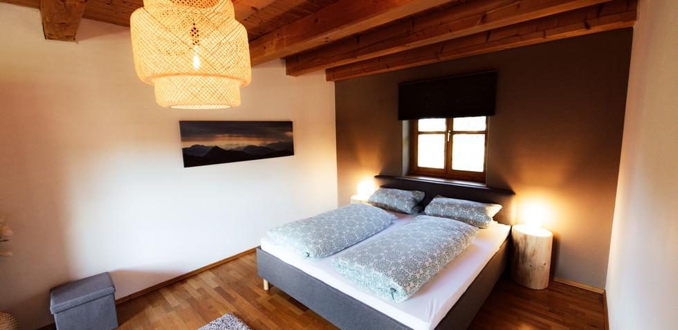 Schlafzimmer Isarufer