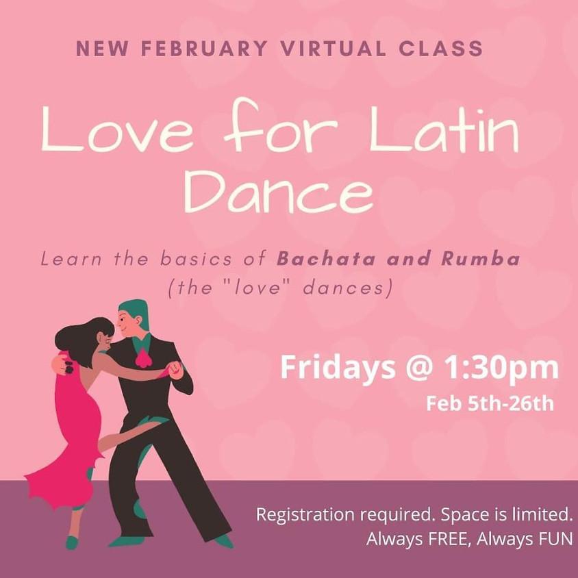 Love for Latin Dance