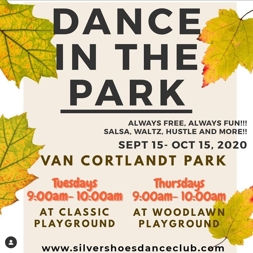 Dance in the Park (Past Event)