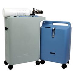 Ultrafill home oxygen system