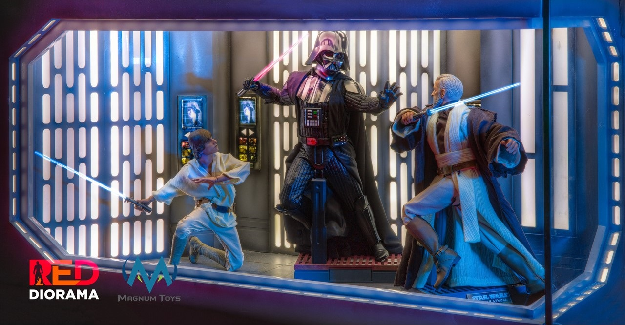 Star Wars Hangar Duel