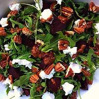 Rocket Beetroot & Goats Cheese Salad.jpg